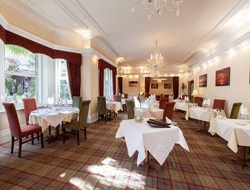 Blakes Restaurant in Bournemouth