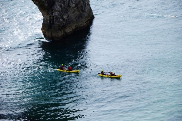 Kayaking and Canoeing in Bournemouth