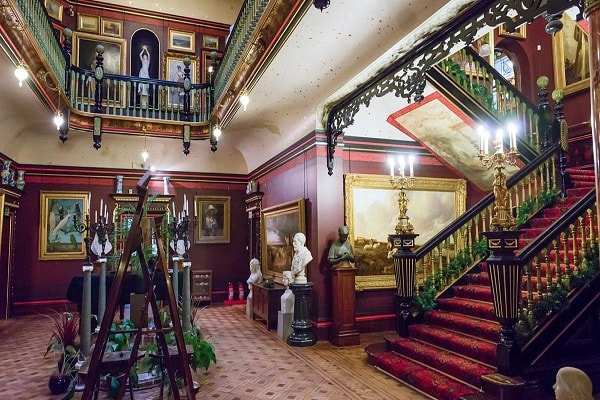 Russell-Cotes Art Gallery and Museum in Bournemouth